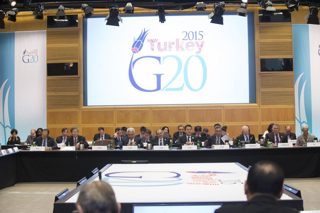 G-20 Zirvesi bu yıl Türkiye'de gerçekleşecek