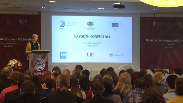 AB-Gençlik-Konferans