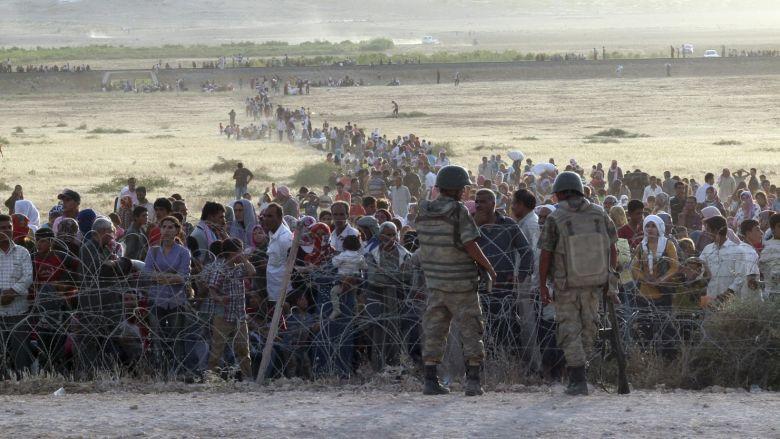 Suriye-mülteci krizi