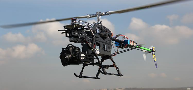 helikopter-kamera