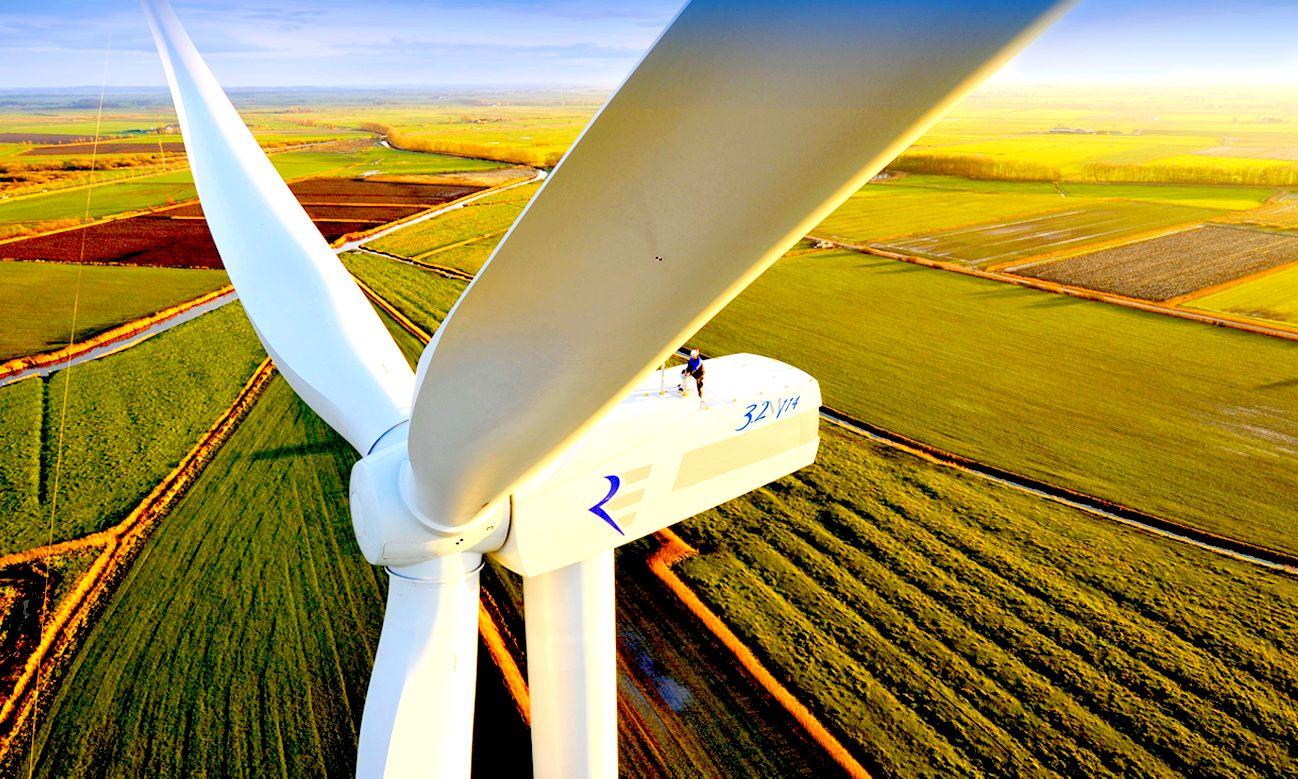 Yenilenebilir Enerji'de Üçlü Burgu Modeli