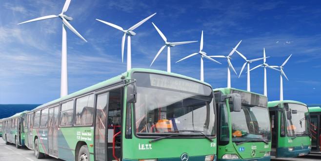İETT'nin Rüzgar Enerjisi Girişimi