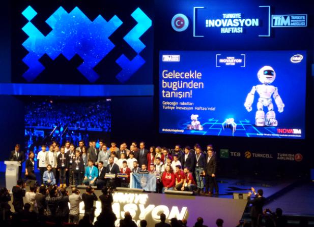 Türkiye İnovasyon Haftası'nda İkinci Gün Heyecanı
