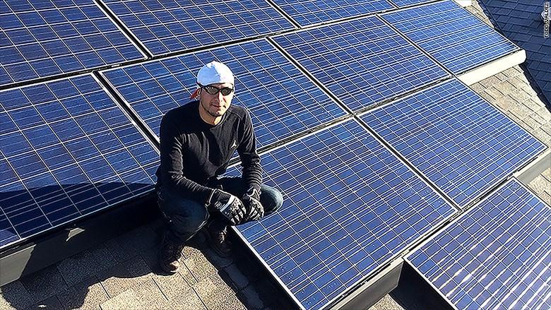 Güneş Enerjisi Sektörü İstihdamını İkiye Katladı