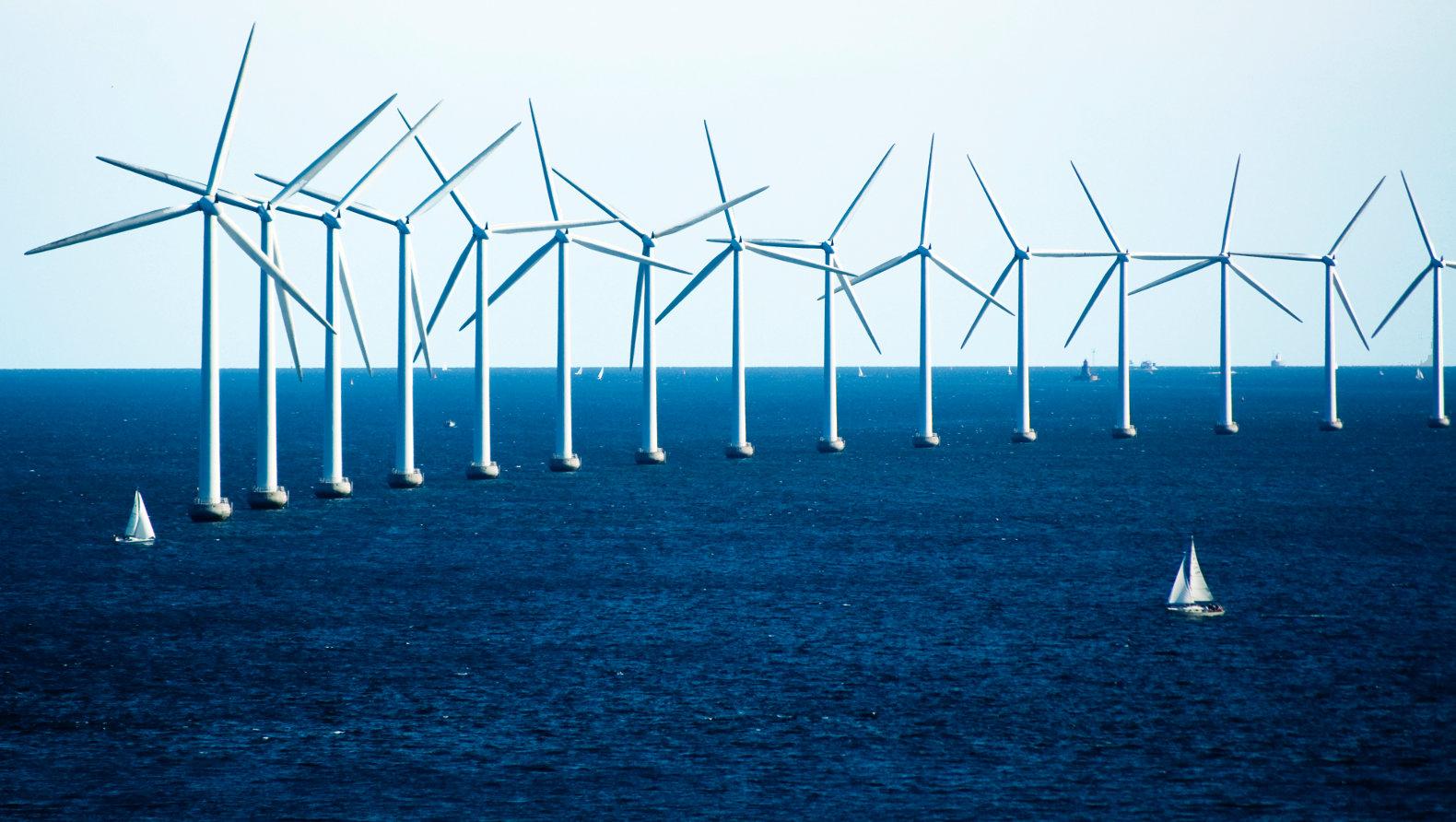 Danimarka'nın Rüzgar Enerjisindeki Başarısı