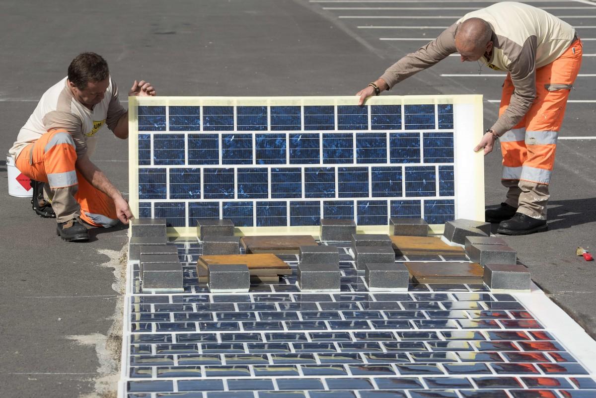 Fransa Otobanları Güneş Enerjisiyle Buluşuyor