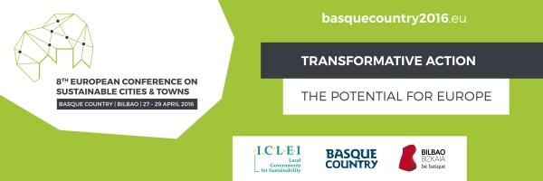8. Sürdürülebilir Kentler Avrupa Konferansı Bilbao'da Düzenlenecek