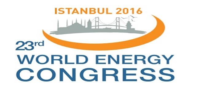 Dünya Enerji Kongresi İstanbul'da Düzenleniyor
