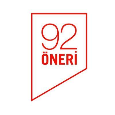 Türkiye'nin Geleceği için 92Öneri