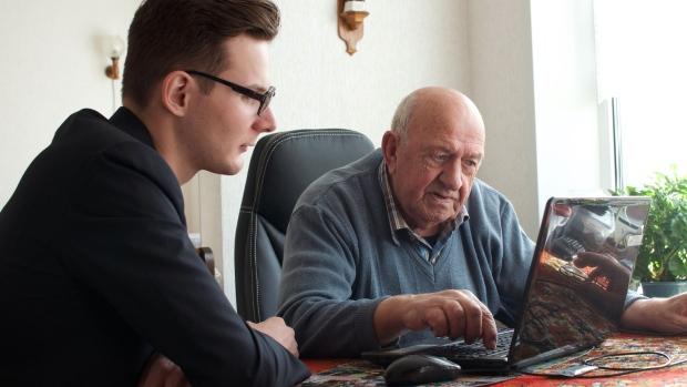 Yaşlılar ve Gençler Bir Arada