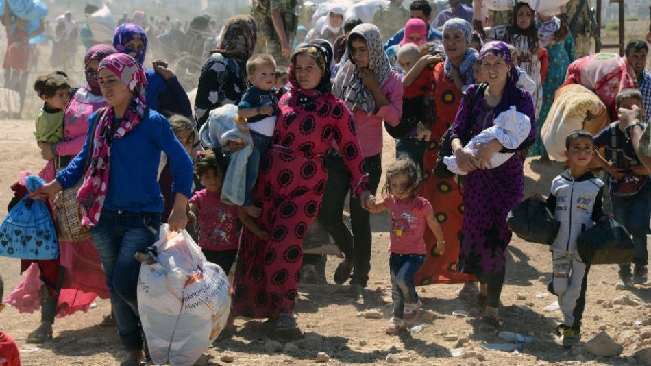 Mülteci Çocuk ve Kadın Sayısı Erkekleri Geçti