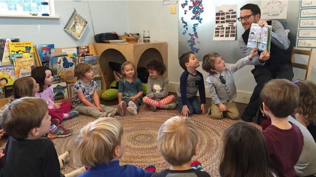Çocuklara Şehir Planlama Dersi Verdi