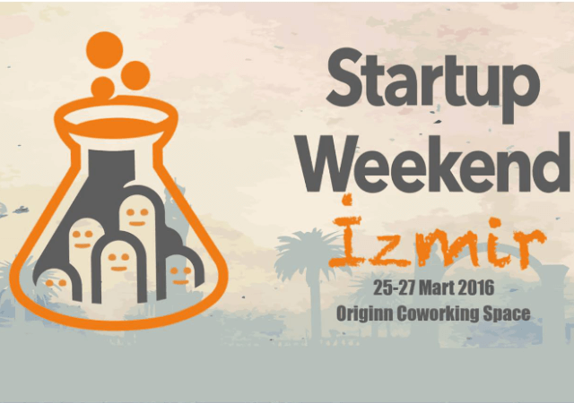 Startup Weekend İzmir Girişimcilerini Bekliyor