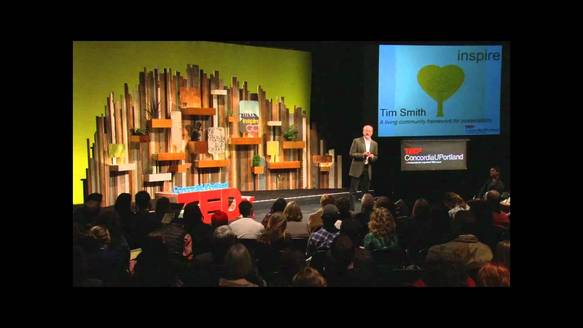 Tim Smith: Şehir Ekolojisi ve Yeni Sürdürülebilirlik