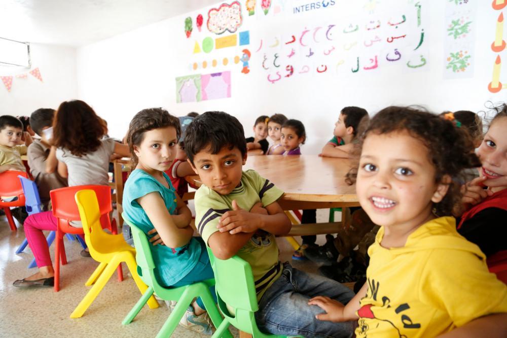 Çocukların Gözünden Okulda Yaşam
