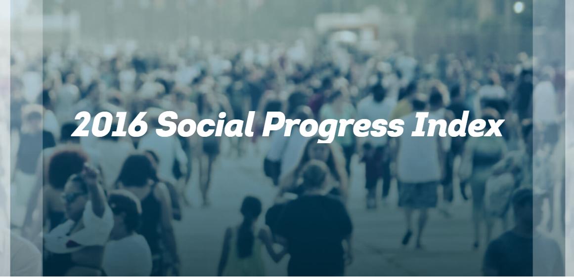Sosyal İlerleme Endeksi Yayınlandı