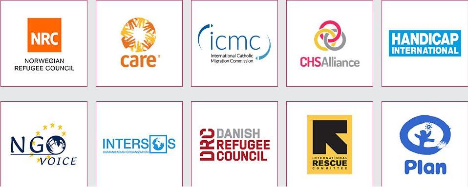 İnisiyatifin içersinde yer alan ve destek olan kurumlar