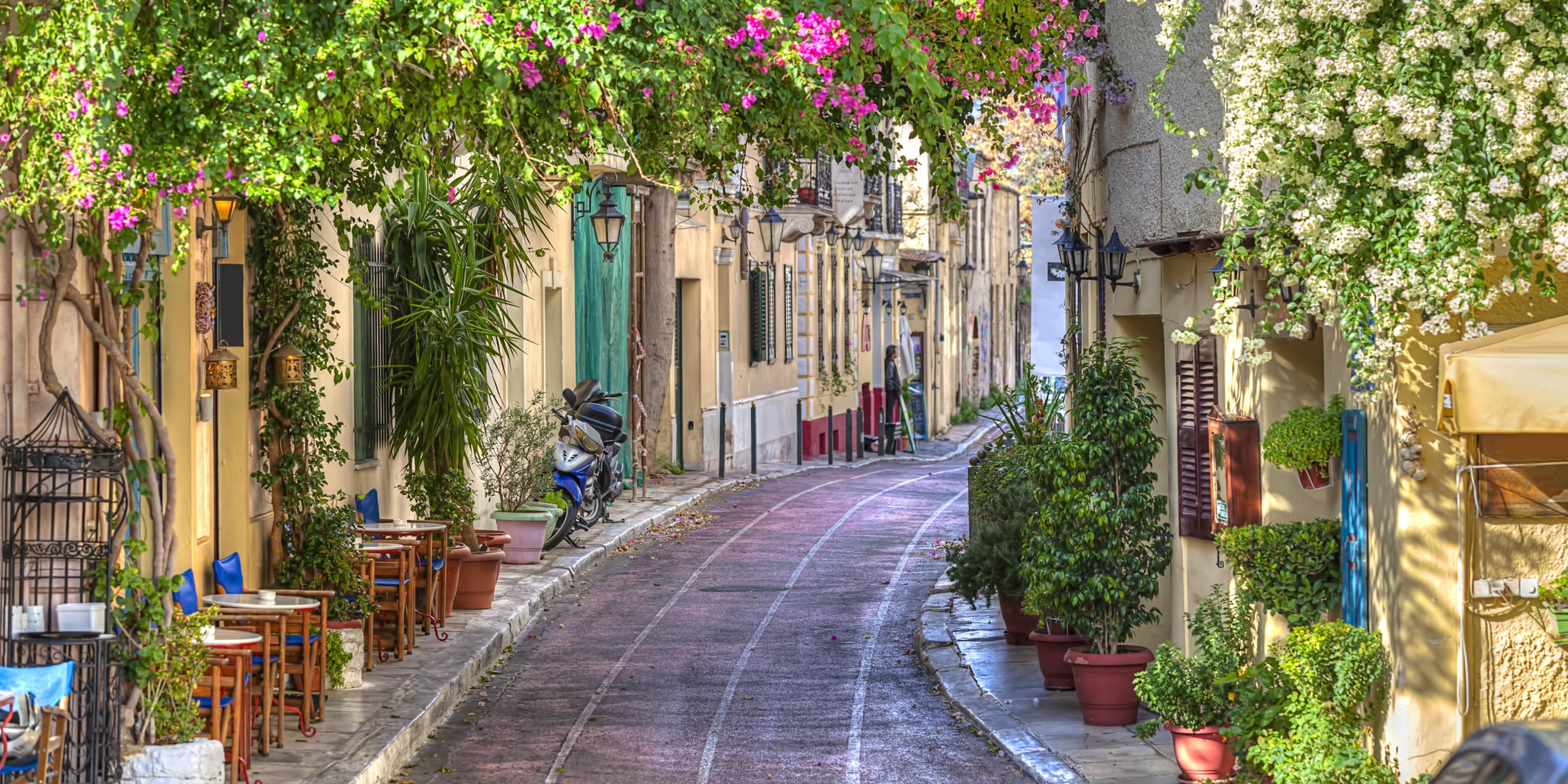 athens-streets