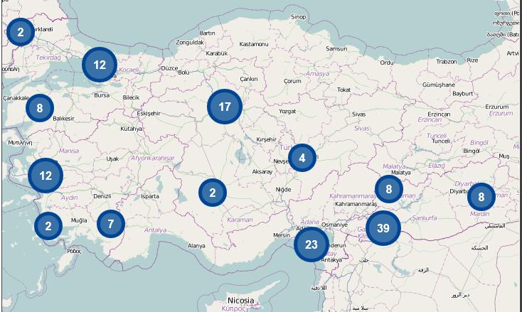 interaktif map