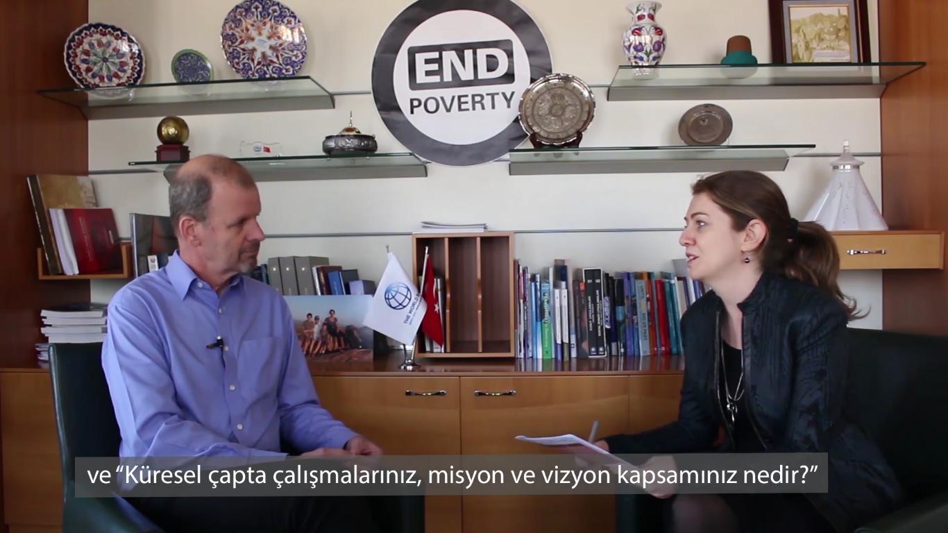 Dünya Bankası Röportajı – Johannes Zutt