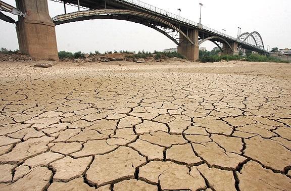 Iran-drought
