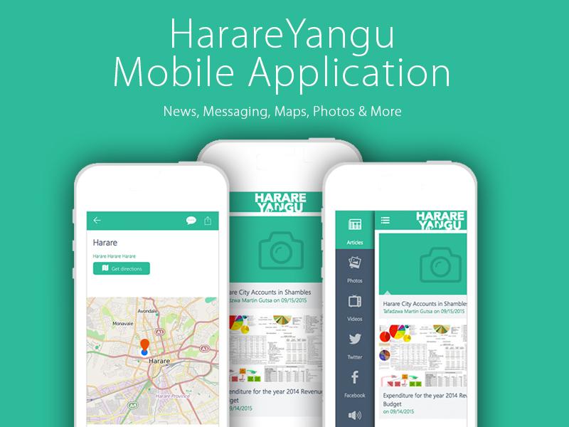 Harare-Yangu-App