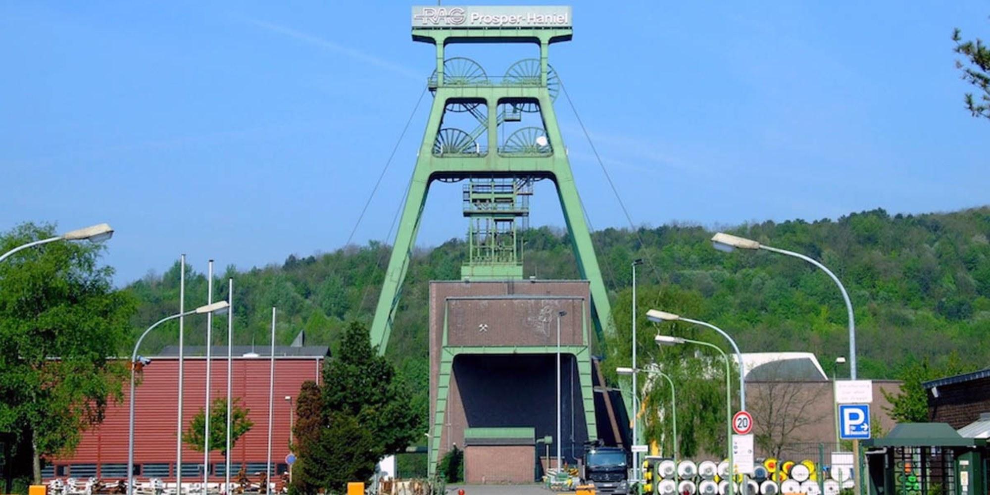 alm coal mining