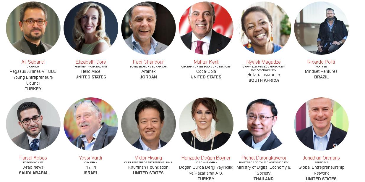 GEC2018 Konuşmacıları