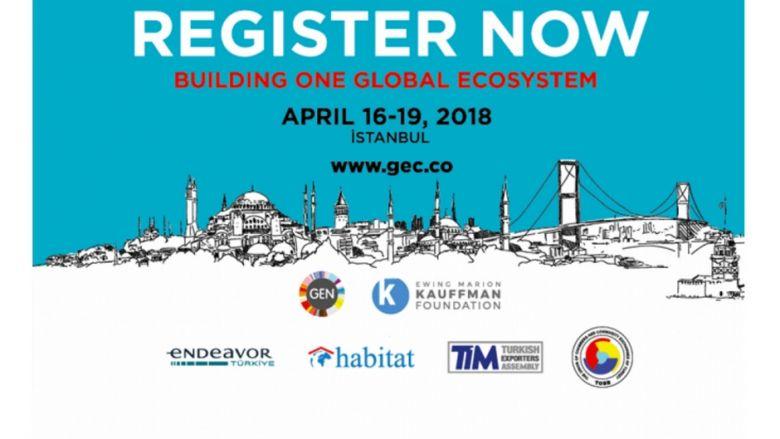 Global Girişimcilik İstanbul'da