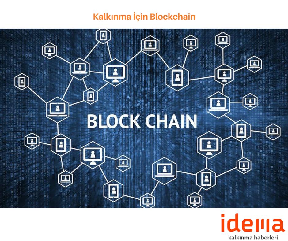 Kalkınma İçin Blockchain