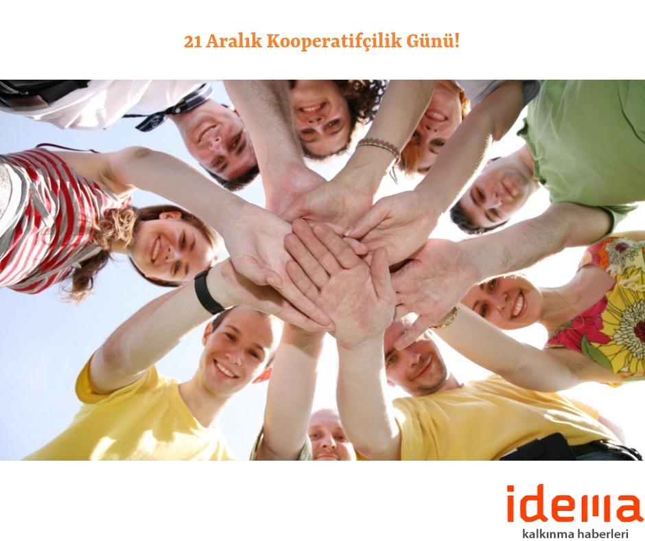 21 Aralık Kooperatifçilik Günü!