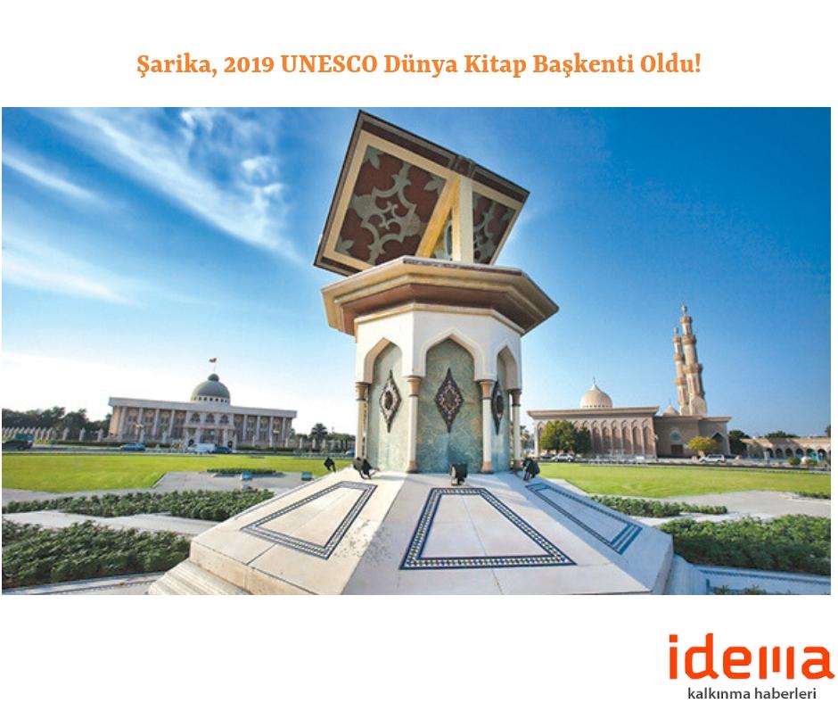 Şarika, 2019 UNESCO Dünya Kitap Başkenti Oldu!
