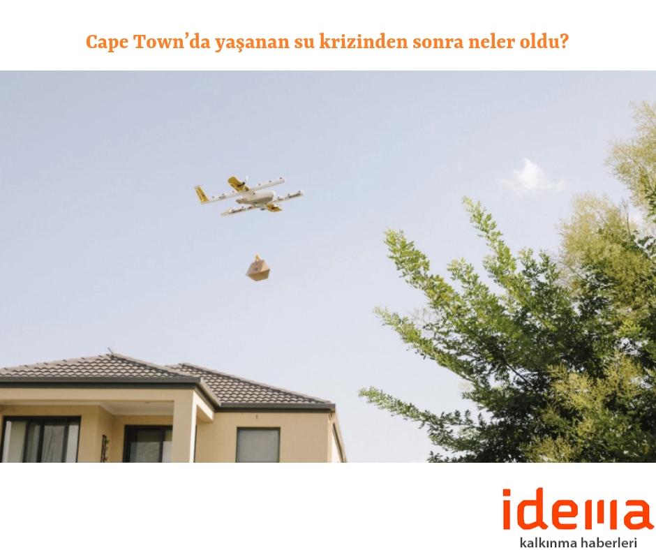 Drone güvenlik sistemi uygulamaya geçti!