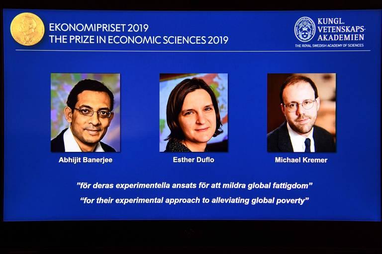 Bu yılki Nobel Ekonomi Ödülü'nün sahibi, yoksullukla mücadele oldu!