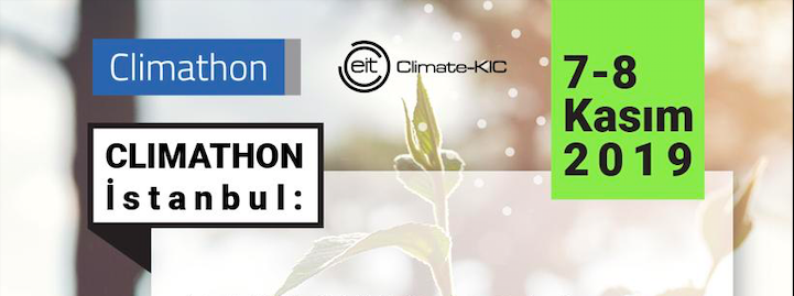 Climathon İstanbul, 7-8 Kasım tarihleri arasında Inogar Art'ta!