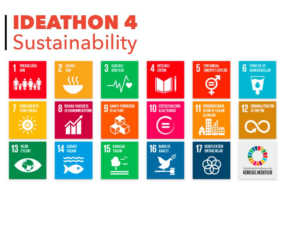 Ideathon, 21 Aralık tarihinde İstanbul'da gerçekleşecek!