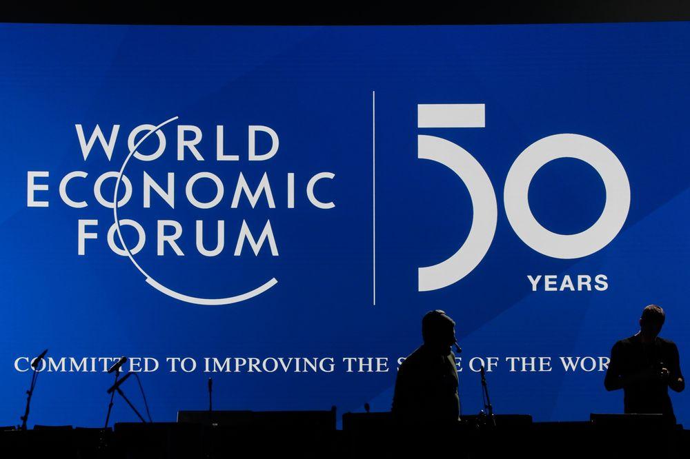 Dünya Ekonomik Forumu yarın başlıyor!