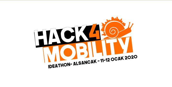 Hack4Mobility, İzmir Kültürpark'ta başladı!