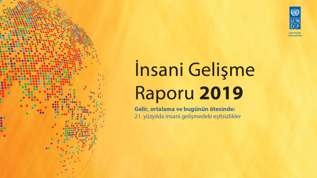 UNDP İnsani Gelişme Raporu İstanbul'da Tanıtıldı!