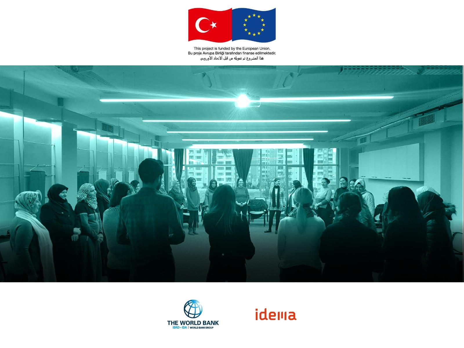 KÜME Projesi, Mersin'de Katılımcılarını Arıyor!