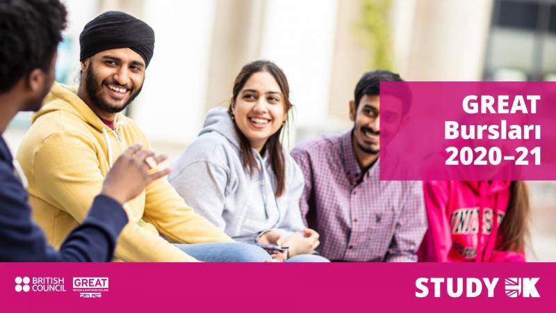 British Council 2020 GREAT Burs Programı başvuruları açıldı!