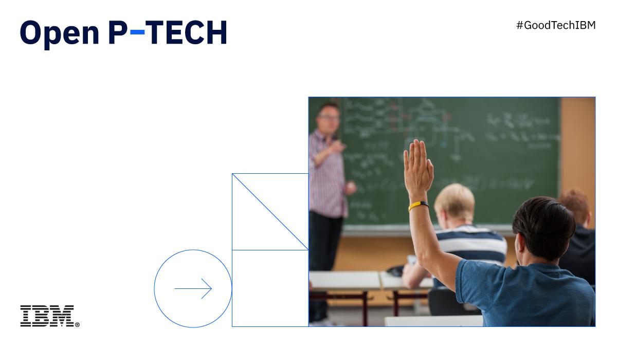 IBM, ücretsiz dijital eğitim platformu Open P-Tech'i Türkiye'de kullanıma sundu!