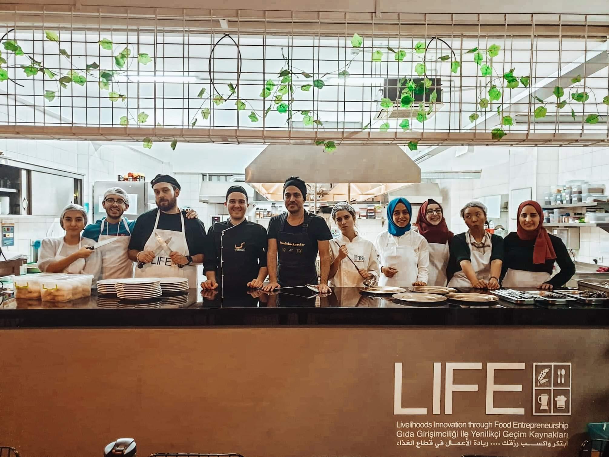 LIFE Projesi Girişimcilik Öyküleri – 7: Beyond Kitchen