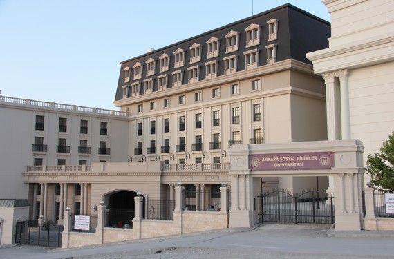 Ankara Sosyal Bilimler Üniversitesi Sosyal Bilimler Enstitüsü Teknoloji Politikaları ve İnovasyon Yönetimi  Türkçe Tezli Yüksek Lisans Programı Güz Dönemi başvuruları başladı.