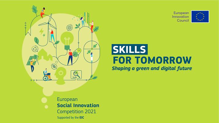 Avrupa Komisyonu tarafından düzenlenen Avrupa Sosyal Yenilik Yarışmasının 2021 Duyurusu Yapıldı!
